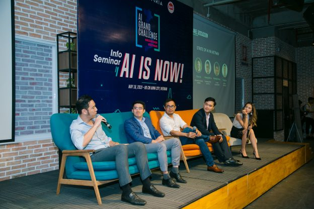speakers, ai is now ho chi minh, artificial intelligence event