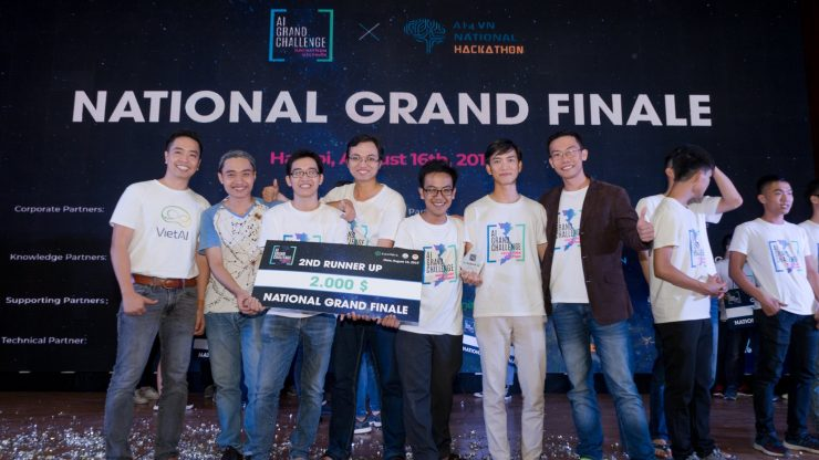 Vietnam AI Grand Challenge l FatherLife