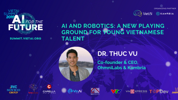AI and Robotics: A New Playing Ground for Vietnamese Young Talents